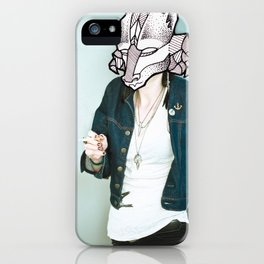 Stay a While  iPhone Case
