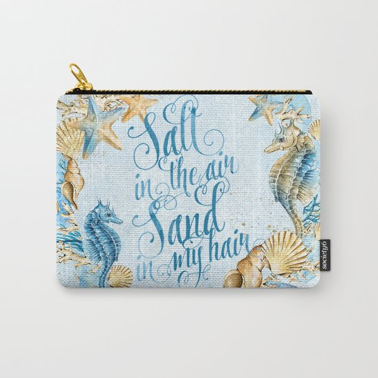 Sea & Ocean #5 Carry-All Pouch