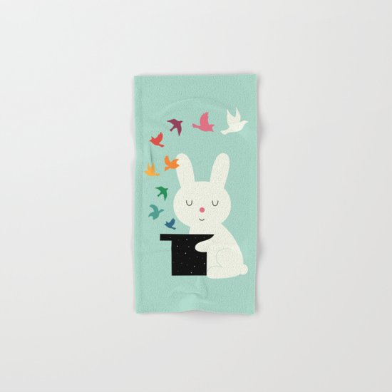 Magic Of Peace Hand & Bath Towel