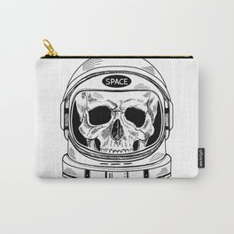 space  skull Carry-All Pouch