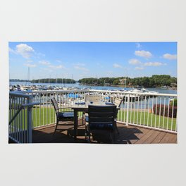 Deck View Rug