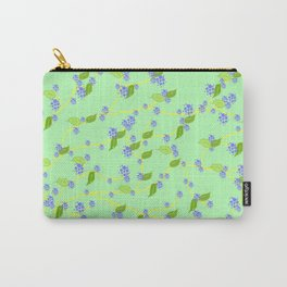 Mullberries Carry-All Pouch