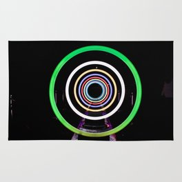Ring of Light Rug