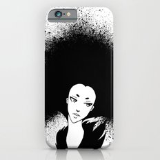 Inky Afro iPhone 6s Slim Case