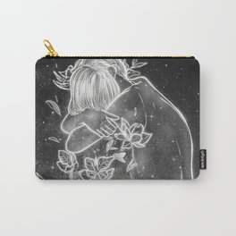 shining your deep soul. Carry-All Pouch