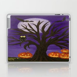 Halloween-2 Laptop & iPad Skin