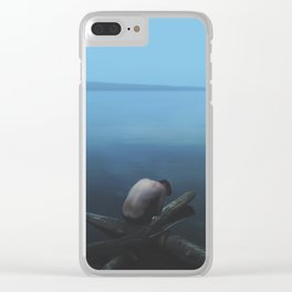 The Crossing Clear iPhone Case