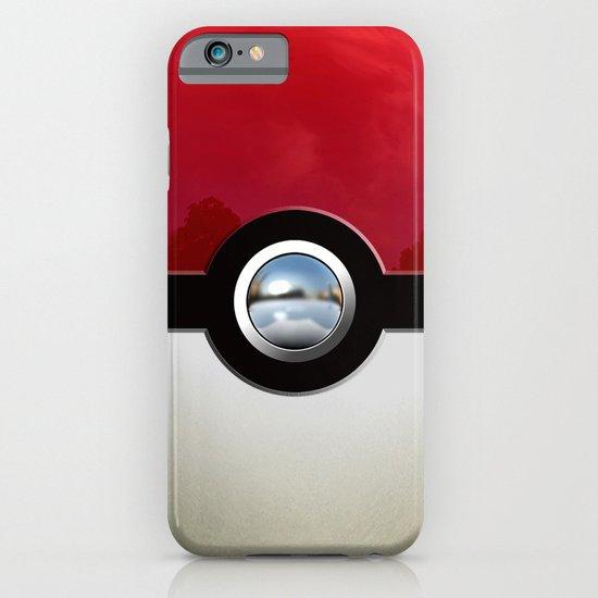 Retro Chrome pokeball iPhone 4 4s 5 5c, ipod, ipad, pillow case tshirt