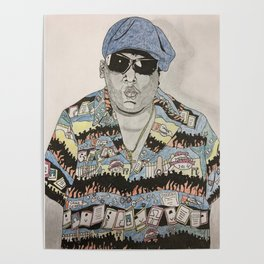 The Notorious B.I.G. Poster