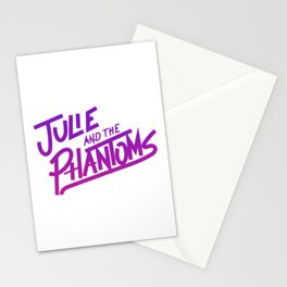 Julie and the phantoms Stationery Cards