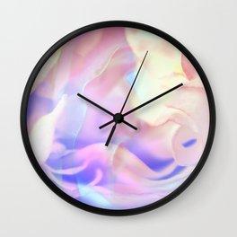 Essence of Rose VII Wall Clock