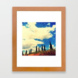 Vivid Ways Framed Art Print