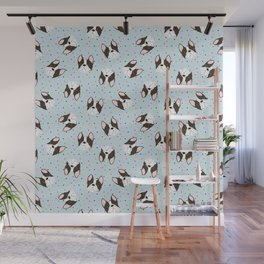 Awww Puppies Wall Mural