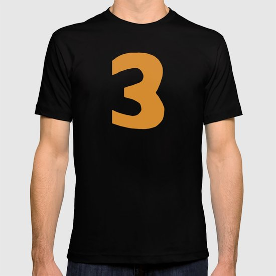 Number 3 T-shirt