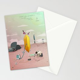 Land of Crystals Stationery Cards