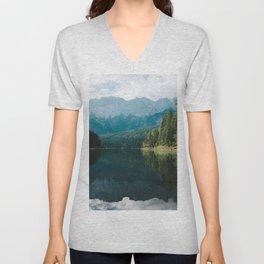 Looks like Canada II - Landscape Photography Unisex V-Neck