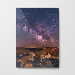Night Sky - 2 Metal Print