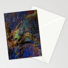 Colorful Earth Stationery Cards