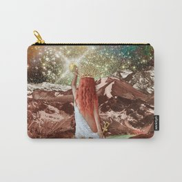 THE EMPEROR TAROT CARD Carry-All Pouch
