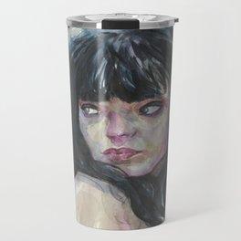 Bad girl Travel Mug