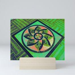 Pago Pago Green DPG160608c Mini Art Print