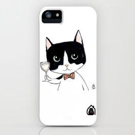 """Casimir"" by Mercredy Lunaris iPhone Case"