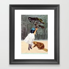 166/ p365 Framed Art Print