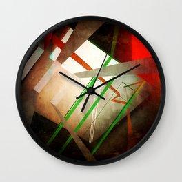 Terra II Wall Clock