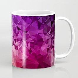 Ultra Violet Diamond Rainbow Coffee Mug