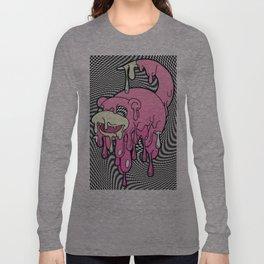 MELT SLOWPOKE Long Sleeve T-shirt