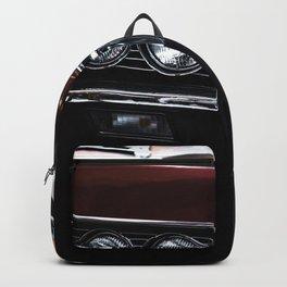 Car headlight 4 Backpack
