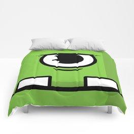 Monsters⁴ : Green Comforters