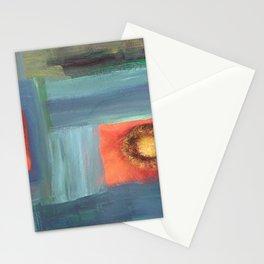 Peering Eyes Stationery Cards