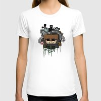 book cover T-shirts featuring CRAFT - Book Cover by VerticalSynapse