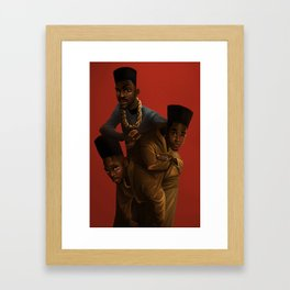 BDK Framed Art Print