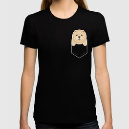 Chow Chow In My Pocket Cute Dog Owner T-shirt