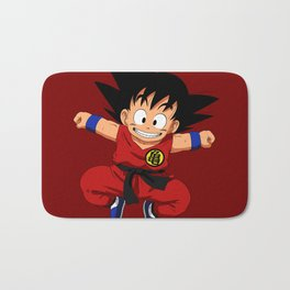 Goku kid Nice Bath Mat