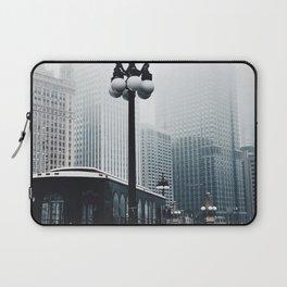 Chicago City Laptop Sleeve