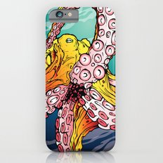 Tentacles & Utensils Slim Case iPhone 6s