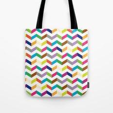 Funny stripe Tote Bag