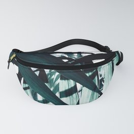 Inside of Palm Trees Fanny Pack