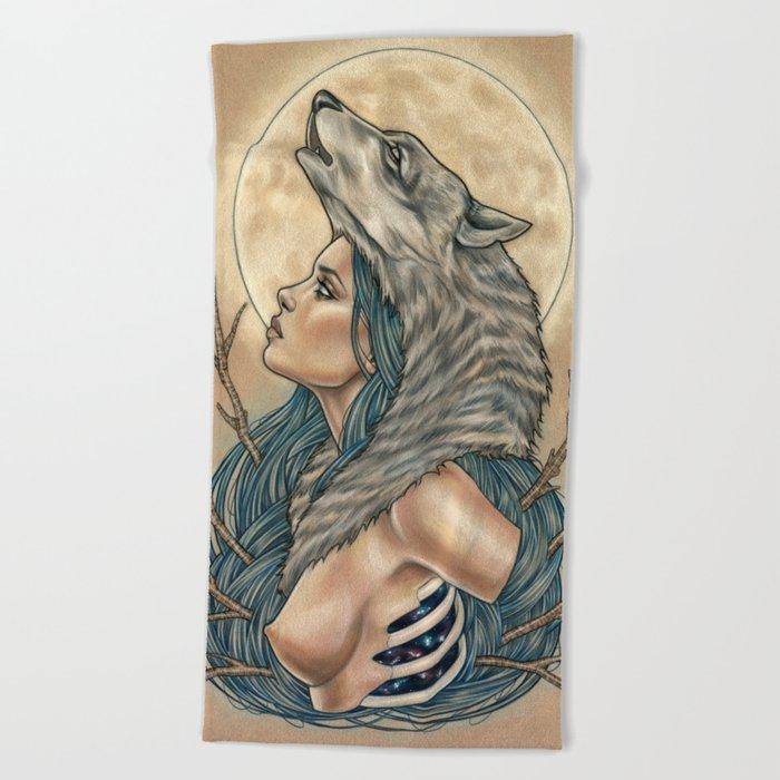 Howl Beach Towel