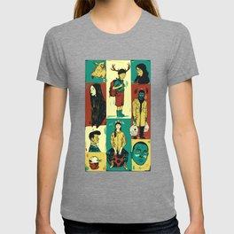 Random_things01.jpg T-shirt