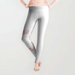 Be The Change You Wish To See In The World Leggings