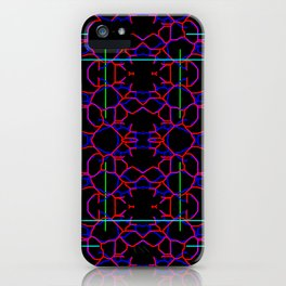 Colorandblack serie 57 iPhone Case