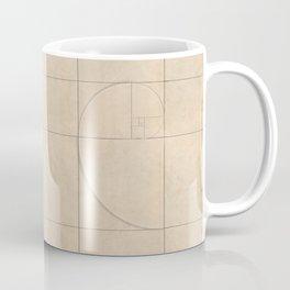 Golden Folding Coffee Mug