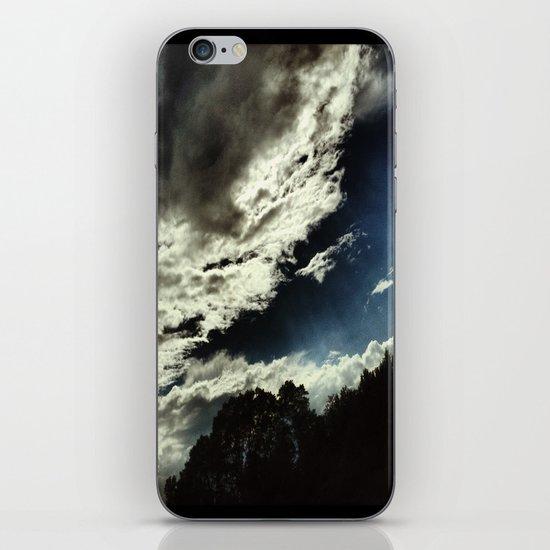 Dark Clouds iPhone & iPod Skin