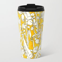 '70s Plant Vines Travel Mug