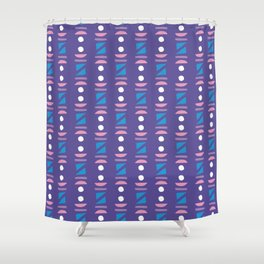 80's Shower Curtain