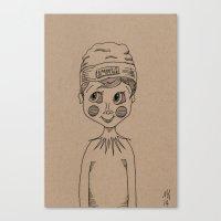 elf Canvas Prints featuring Elf by Mason Rudy